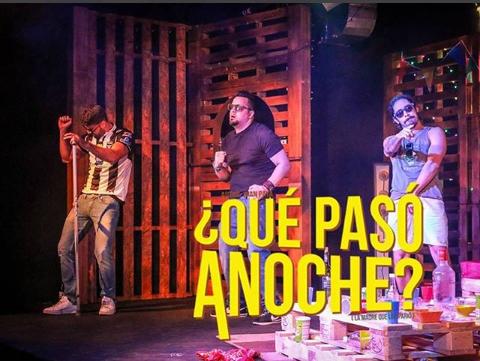 Photo of Últimas funciones de obra ¿Que paso Anoche? en Teatro la Estación