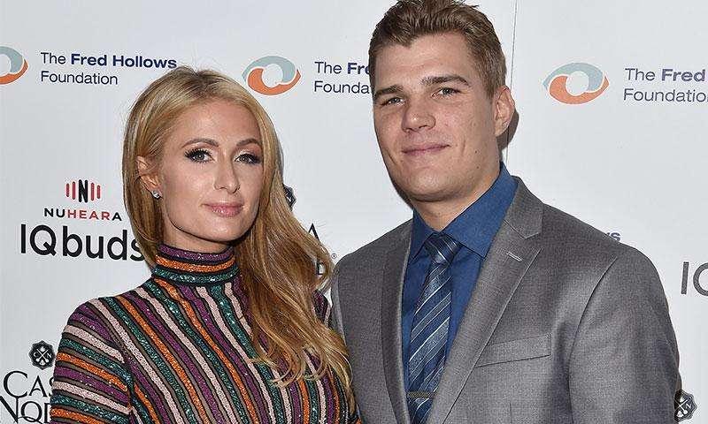 Photo of Paris Hilton y Chris Zylka se separan