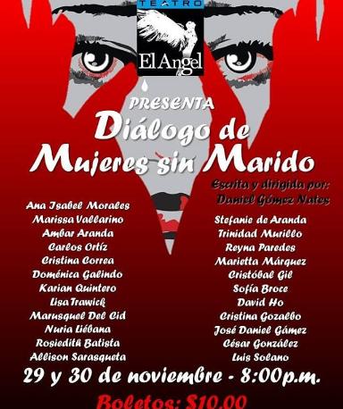 Photo of Obra «Diálogo de mujeres sin Marido» en Teatro el Ángel