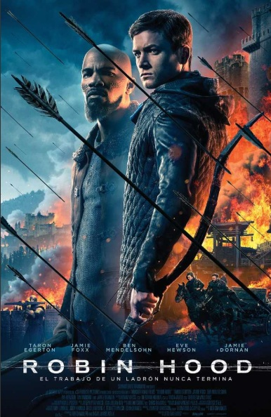 Photo of Robin Hood en Cinemark