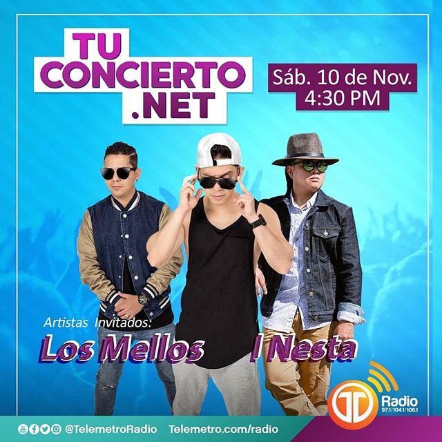 Photo of No te pierdas 'TuConcierto.net' en la radio