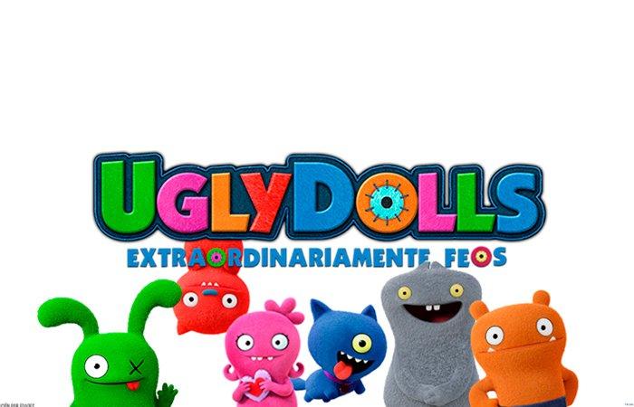 Photo of Lanzan tráiler oficial de 'UglyDolls'
