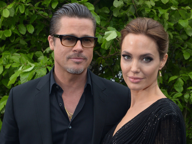 Photo of Brad Pitt y Angelina Jolie llegan acuerdos por los hijos