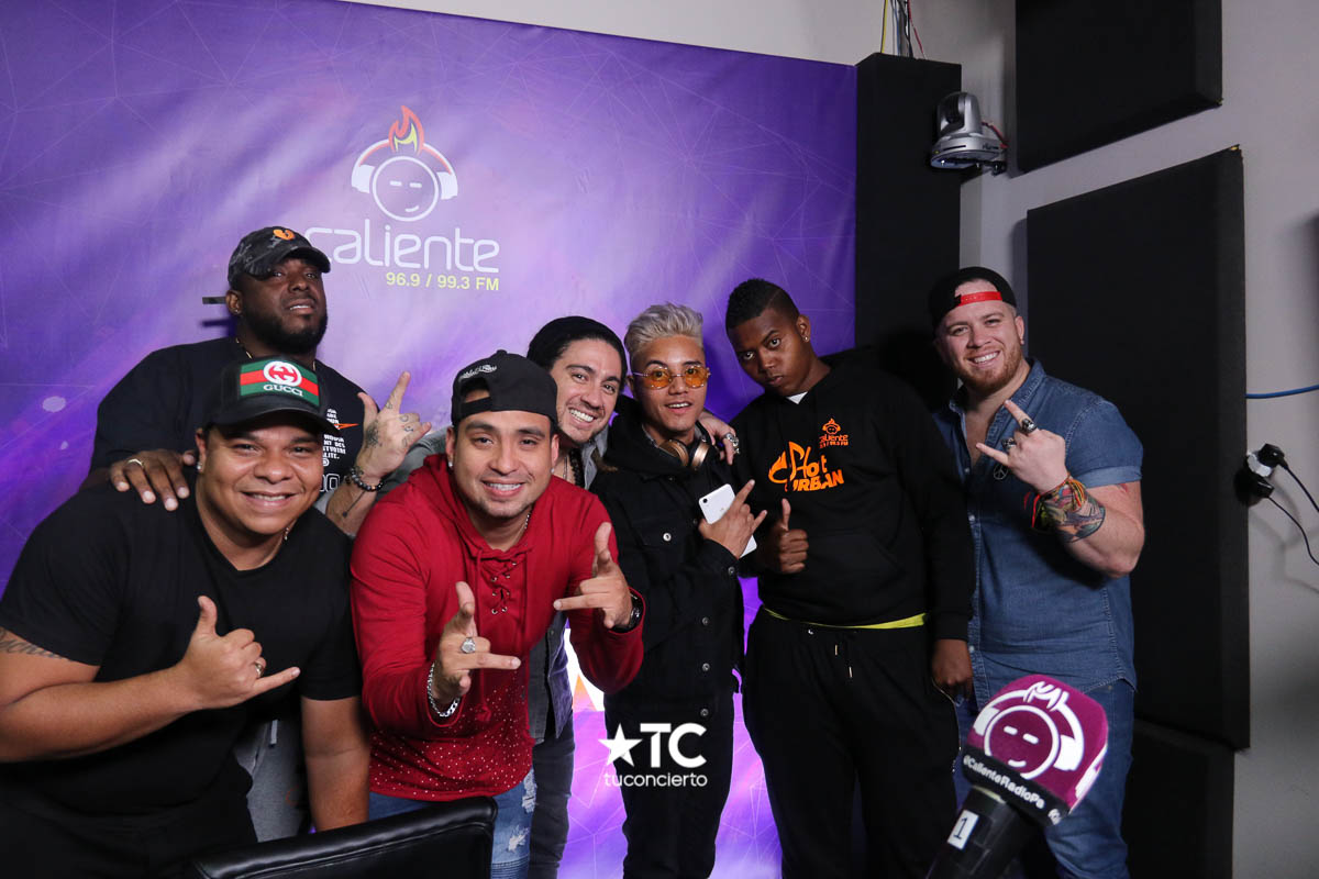 Photo of Primer Duelo del Hot Urban 2018