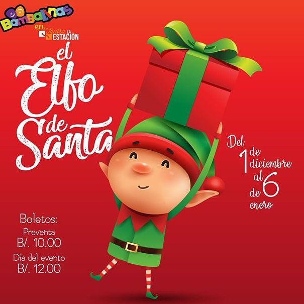 """Photo of """"El Elfo de Santa"""" en Teatro la Estación"""