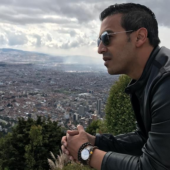 Photo of HBD para el cantante Alberto Gaitán