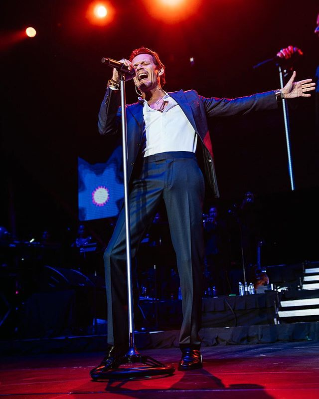Photo of Marc Anthony en Puerto Rico