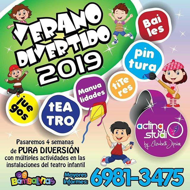 Photo of Verano Divertido 2019 con Acting Studio Pty