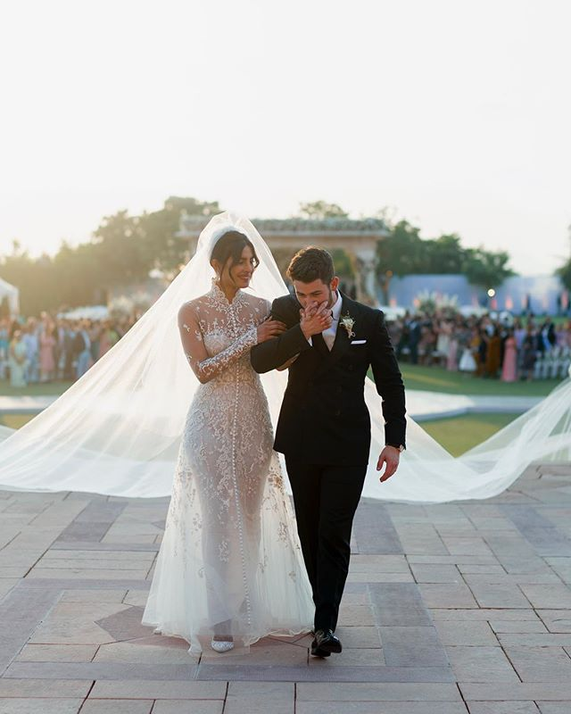Photo of Detalles de la boda de Nick Jonas y Priyanka Chopra