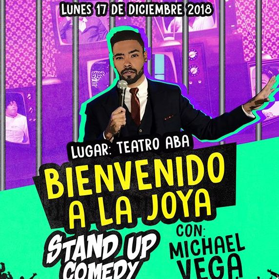 Photo of Stand Up Comedy por Michael Vega