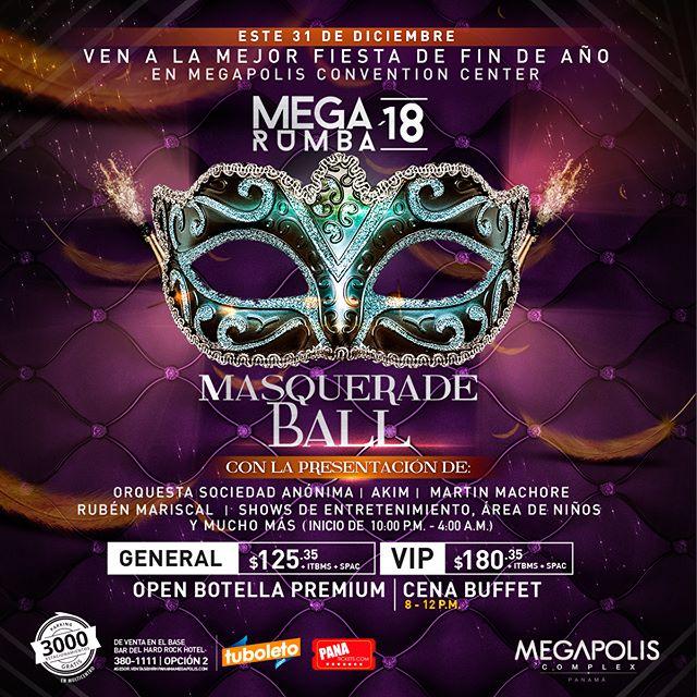 Photo of Mega Rumba 18′ en el Megapolis Convention Center