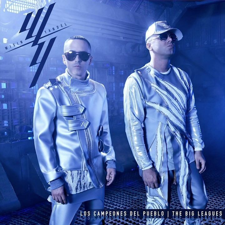 Photo of Wisin y Yandel lanzan 'Los Campeones del pueblo| The Big Leagues'