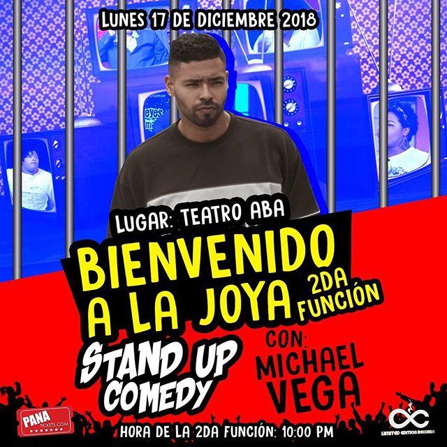 Photo of Nueva función del Stand Up 'Bienvenidos A La Joya'