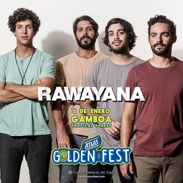 Photo of Rawayana en Atlas Golden Fest 2019