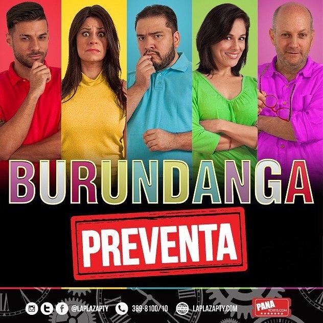 Photo of Pre venta para la obra 'Burundanga'
