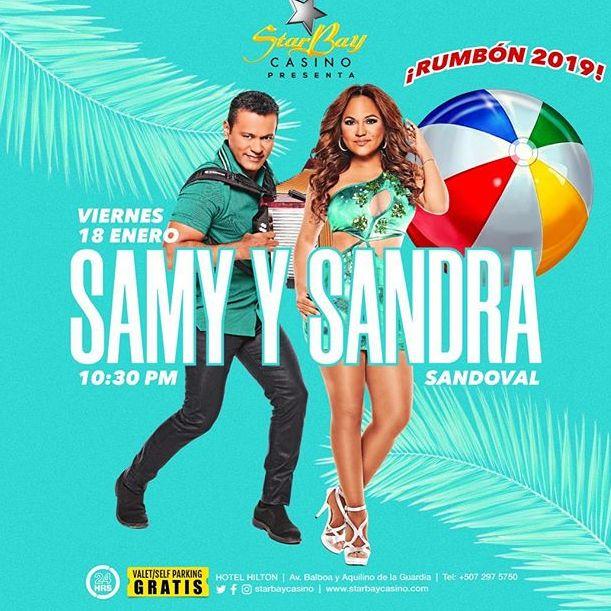 Photo of Samy y Sandra en Starbay Casino