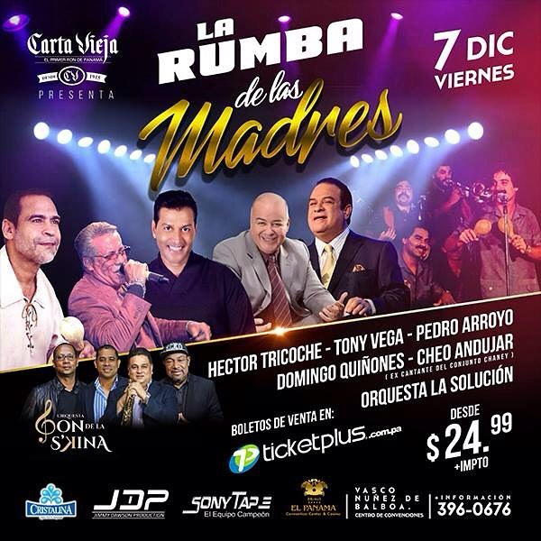 Photo of La Rumba de las Madres 2018