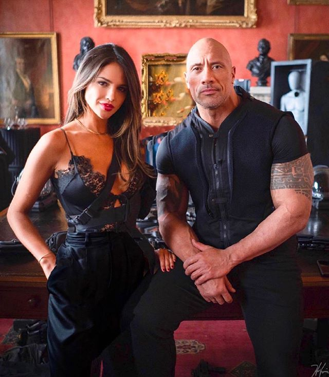 Photo of Eiza Gonzalez será parte del elenco de 'Hobbs & Shaw'