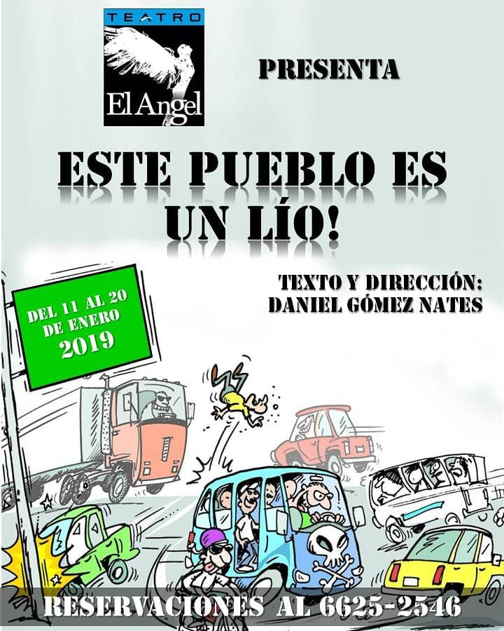 Photo of Estreno de la obra 'Este pueblo es un lió'