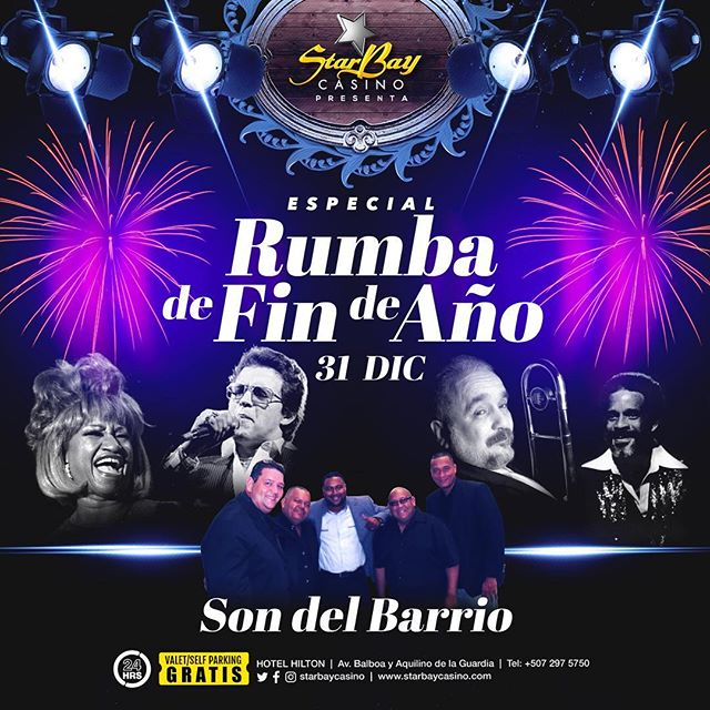 Photo of Rumba de Fin de Año en Starbay Casino