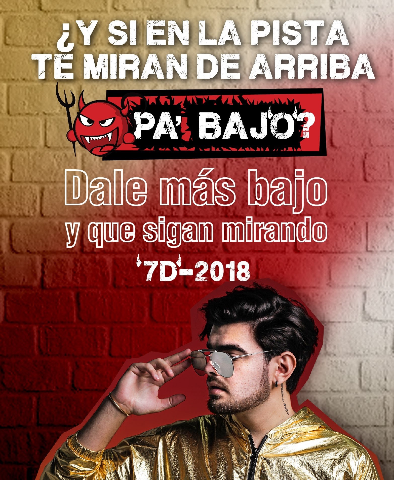 "Photo of Jonathan Moly estrena""Dale Pa´bajo"""