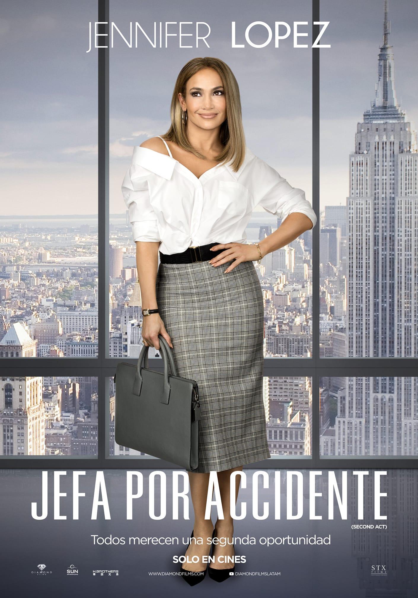 Photo of Lanzan trailer oficial de 'Jefa por accidente'