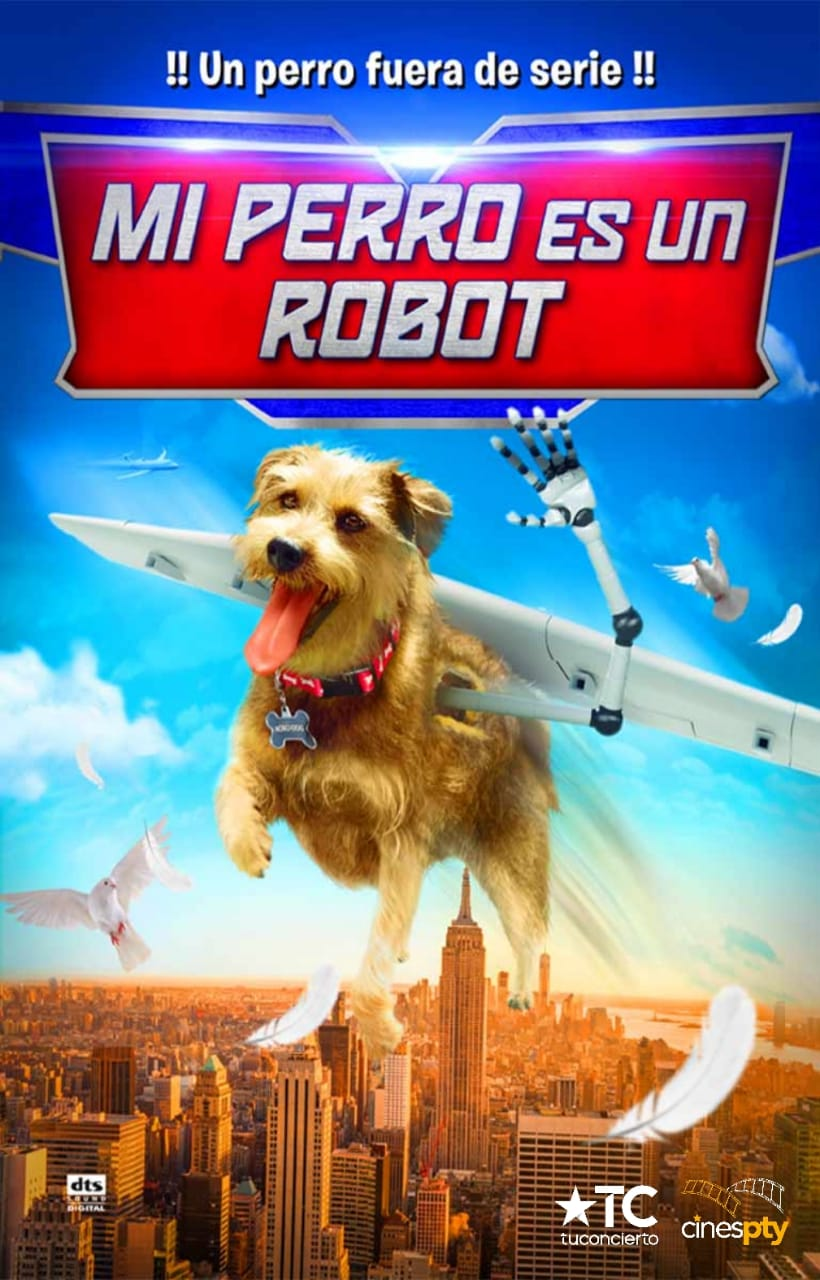 Photo of Mi Perro es un Robot
