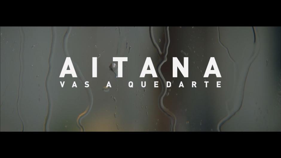 Photo of Aitana estrena 'Vas A Quedarte'
