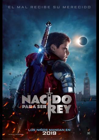 Photo of 'Nacido para ser Rey' llega al cine de Panamá en Enero 2019