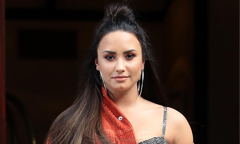Photo of Demi Lovato sorprende a sus fans