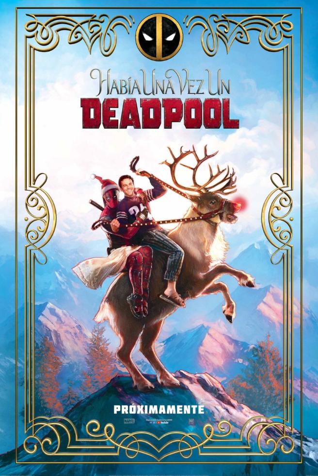 Photo of Jueves de estreno 'Había una vez un Deadpool'