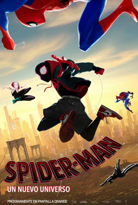 Photo of Pre venta para 'Spiderman: Un nuevo universo'