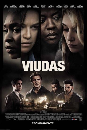 Photo of 'Viudas' en Cinemark