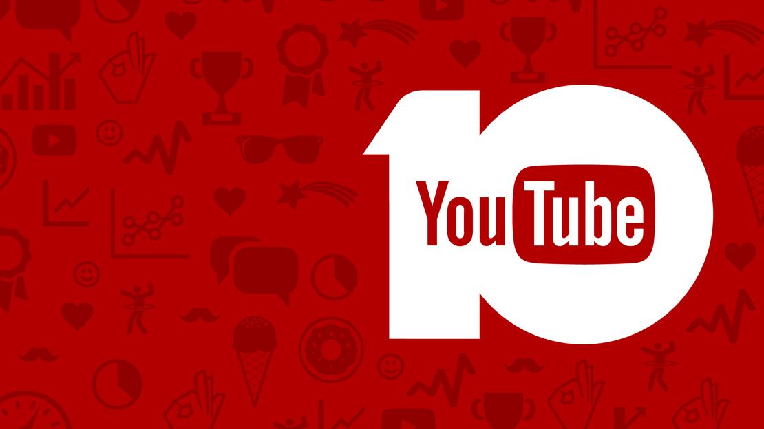 Photo of YouTube dio a conocer su top 10 en vídeos más vistos