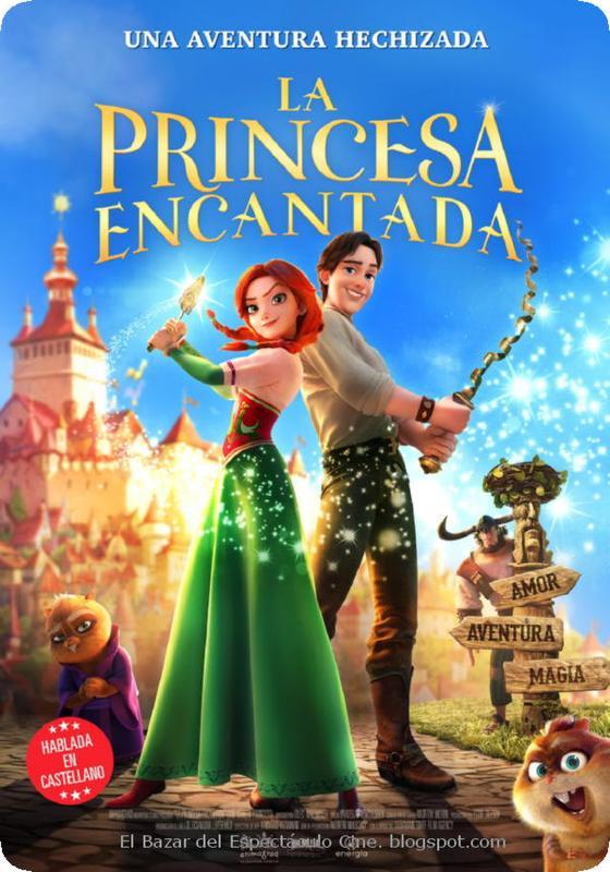 Photo of 'La princesa Encantada' en Cinemark