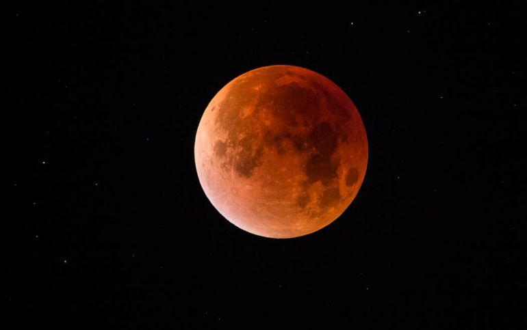 Photo of Eclipse total de Luna el 20 de enero