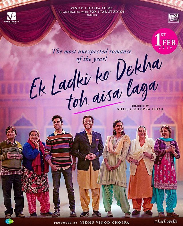 Photo of Bollywood Cinemark presenta»Ek Ladki Ko Dekha Toh Aisa Laga»