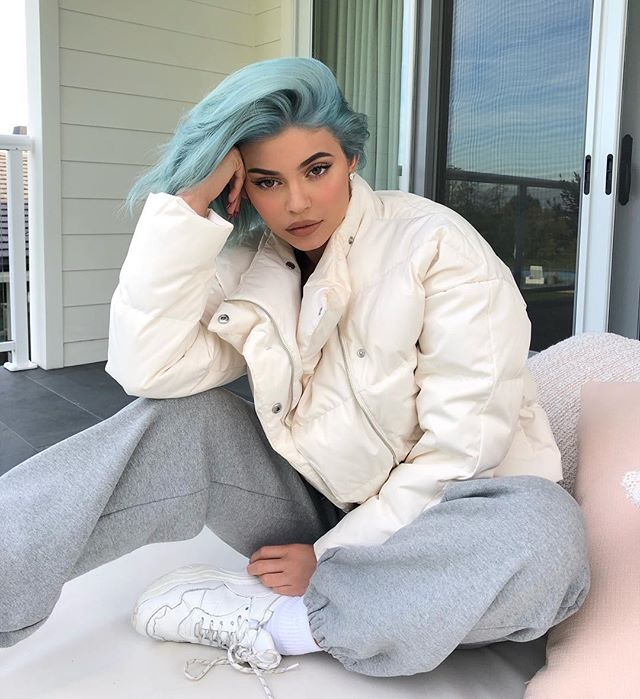 Photo of Kylie Jenner cambio de look