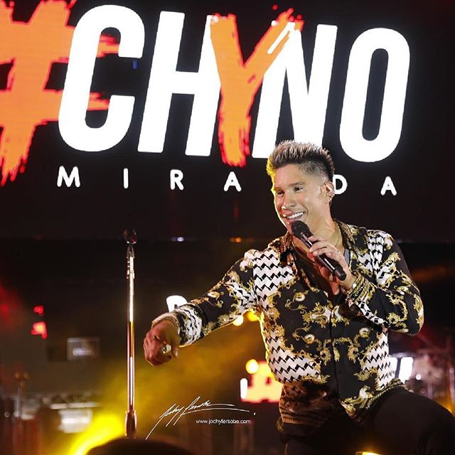 Photo of Chyno Miranda anuncia su gira 2019