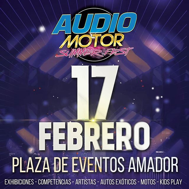 Photo of Audio Motor Fest 2019