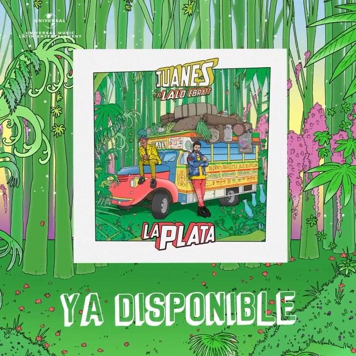 Photo of Juanes presenta su nueva canción 'La Plata'