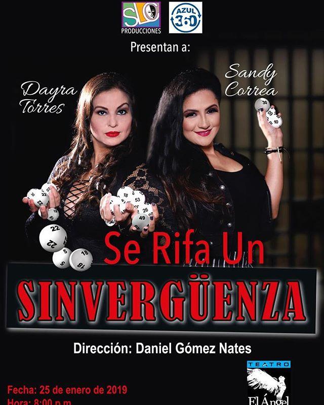 Photo of Función especial de la obra 'Se Rifa Un Sinvergüenza'