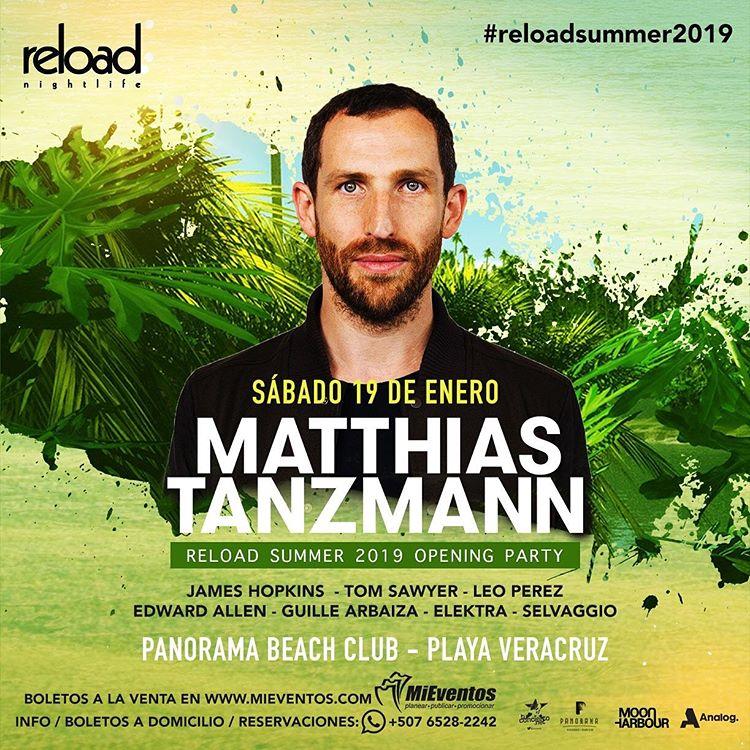 Photo of Faltan pocos días para El 'Reload Summer 2019'