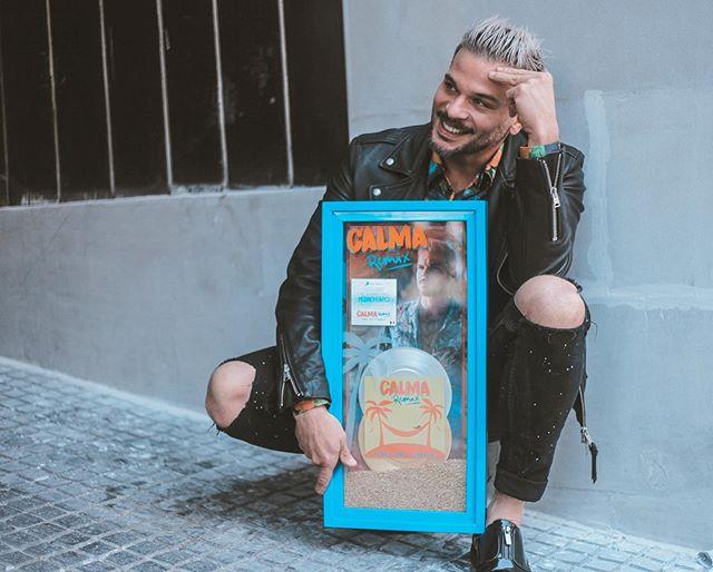 Photo of Pedro Capó recibe Disco de Platino + Oro en México