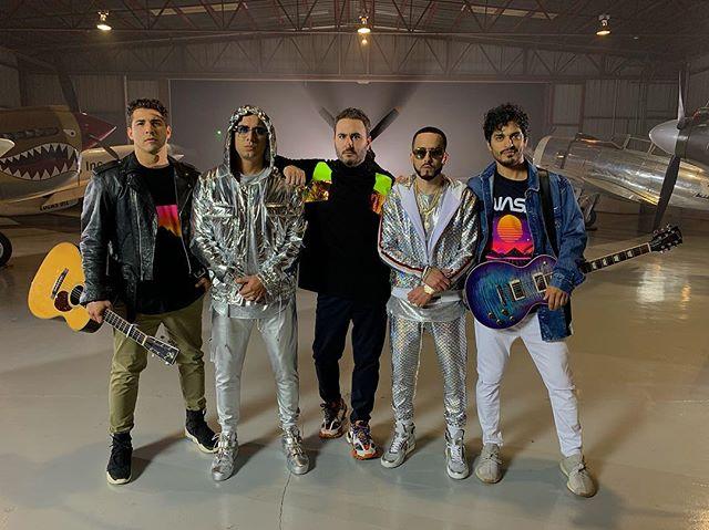 Photo of Reik prepara nuevo tema junto a Wisin y Yandel