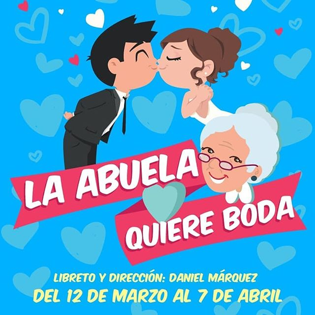 Photo of 'La Abuela quiere Boda' en Teatro D' Raquel
