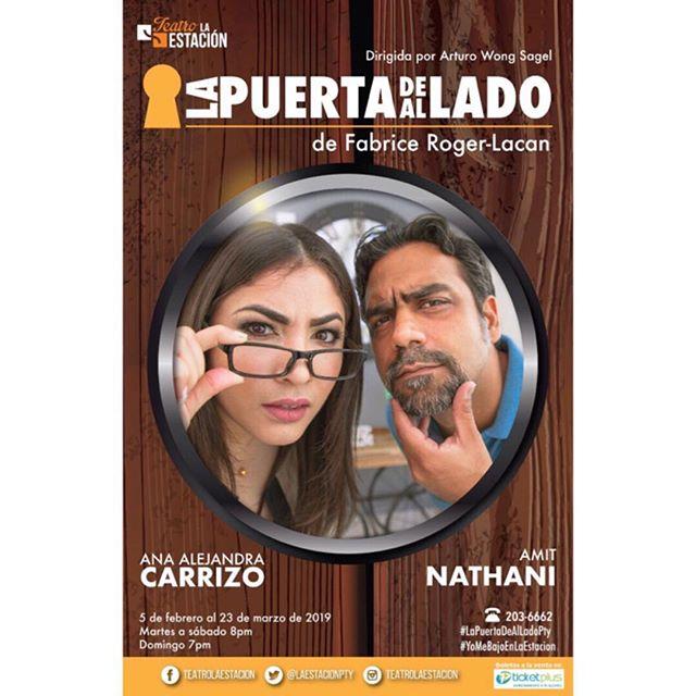 Photo of Teatro la Estación presenta 'La Puerta de al Lado'