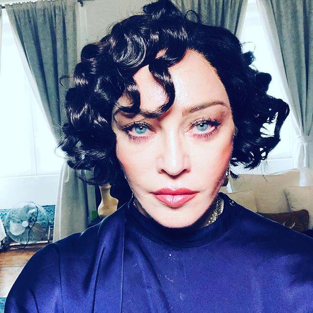 Photo of Madonna sorprendió con radical cambio de look