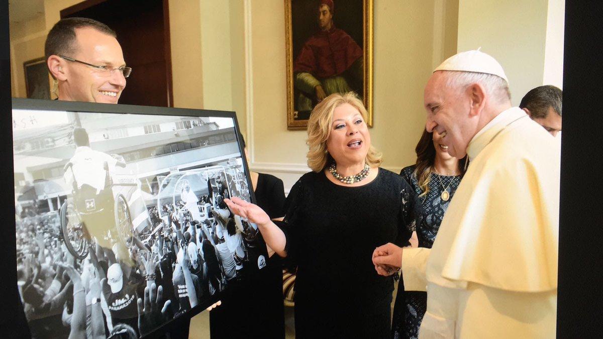 Photo of Carlos Yap detrás de la foto más viral de la JMJ 2019