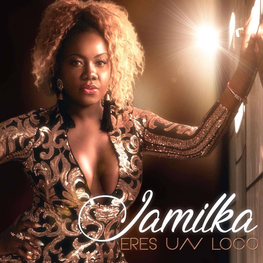 """Photo of Jamilka promociona su nuevo sencillo """"Eres un loco"""""""